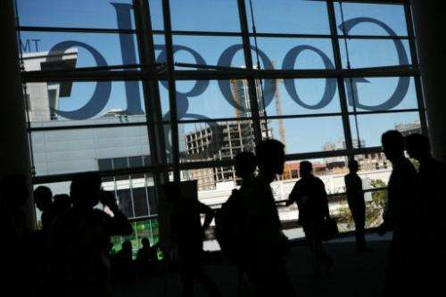 A bogus news release prompted several websites to run incorrect articles about Google making a $400 million acquisition