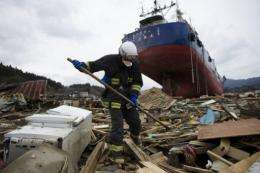 About 19,000 were killed or remain missing from the 2011 disaster