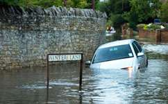 Accurate flood forecasting gets closer