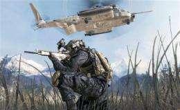 Activision, EA settle lawsuit over execs' leaving (AP)