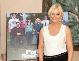 Actress Amy Poehler attends the Emmy Screening for NBC's