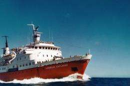 All 100 passengers and 54 crew on the MV Explorer were saved