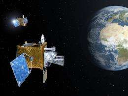 A new generation of meteorological satellites