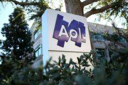 AOL launched a $400 million stock buyback
