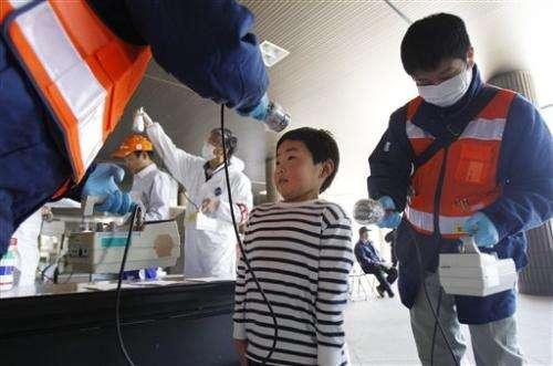 AP Exclusive: Japan scientists took utility money