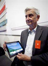 Apple starts selling interactive iPad textbooks (AP)