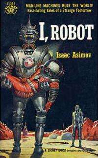 Asimov's robots live on twenty years after his death