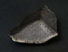ASU's Center for Meteorite Studies acquires exotic piece of Mars