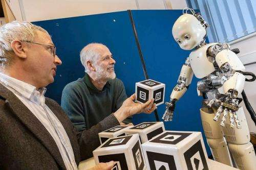British researchers create robot that can learn simple words by conversing with humans