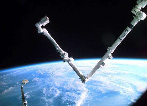 Canada looks to the future in space