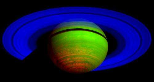 Cassini Instrument Learns New Tricks