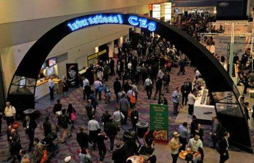 CES is the world's largest annual consumer technology trade show