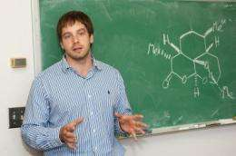 Chemist develops new synthesis of most useful, yet expensive, antimalarial drug