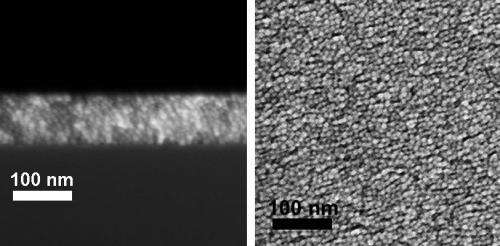 Chemists advance clear conductive thin films