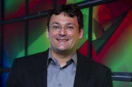 Claudio Silva named a fellow of the IEEE