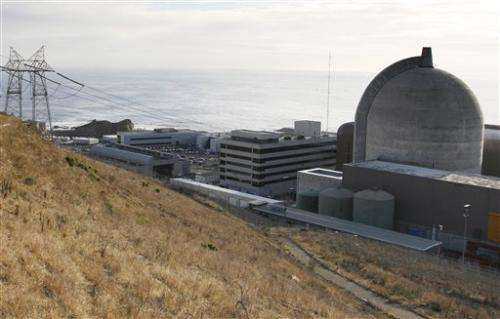Coastal panel rejects quake study near nuke plant