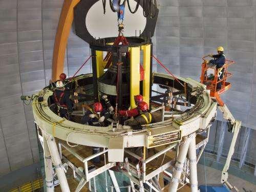 Dark energy camera dedication begins celebration of 50th anniversary of Cerro Tololo Inter-American Observatory