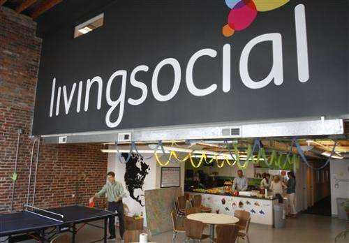 Deals site LivingSocial cuts 400 jobs worldwide