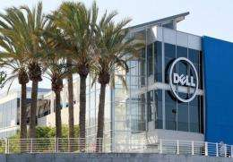 Dell says the firm is moving away from its traditional PC base to services