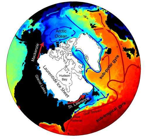 UMass Amherst climate modeler identifies trigger for Earth's last big freeze