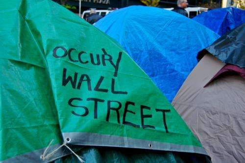 Did Occupy Wall Street change Wall Street?