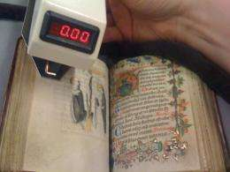 Dirty books reveal secret lives of people living in mediaeval times