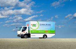 Driving the green: New study suggests that electric-powered trucks will save money for businesses