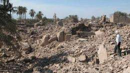 Earthquakes without frontiers