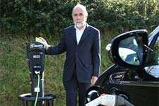 Electric vehicles now able to roam between London and eastern England