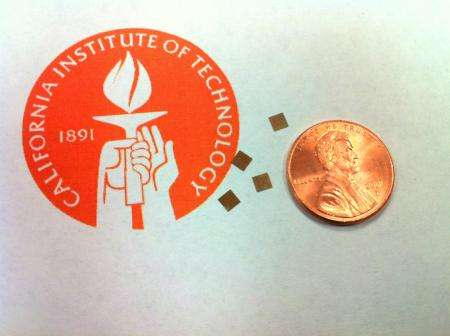 Engineers make tiny, low-cost, terahertz imager chip