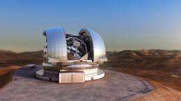 ESO To build world's biggest eye on the sky