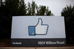 Facebook modified its filing to warn potential investors of a patent lawsuit against it from Yahoo!