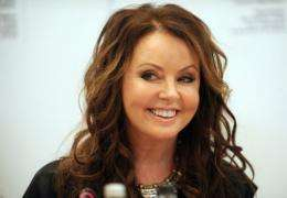 Famed British singer Sarah Brightman