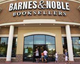 'Fifty Shades' helps Barnes & Noble in 1Q