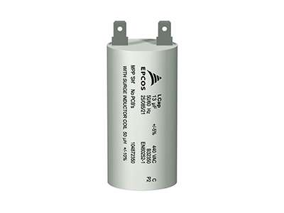 Film capacitors: LCap combines capacitor and choke