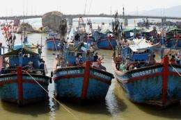 Five consignments of fish from Vietnam have been stopped by Australian authorities this year