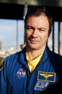 Former NASA astronaut Michael Lopez-Alegria