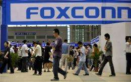 Foxconn denies report of strike at iPhone plant