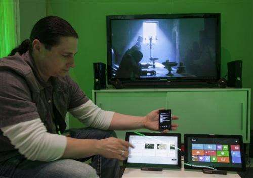 Gamemakers flip focus to multiple screens at E3