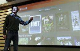Gaps in Netflix's online library likely to persist (AP)
