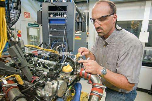 Get your motor running: Engineer talks fuel economy