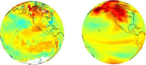 Global climate prediction system models tested