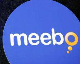 Google has agreed to buy the online messaging firm Meebo