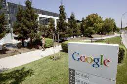 Google Talk, the US tech giant's messaging and telephony service, was knocked offline