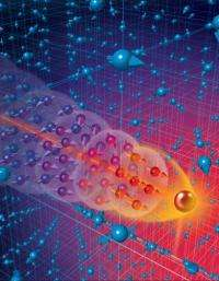 Got mass? Scientists observe electrons become both heavy and speedy