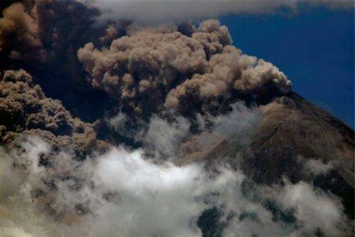 Guatemalan eruption sparks massive evacation order