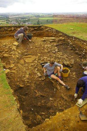 Ham Hill digs enhance picture of Iron Age life