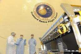 Handover of Japan-built Radar to NASA