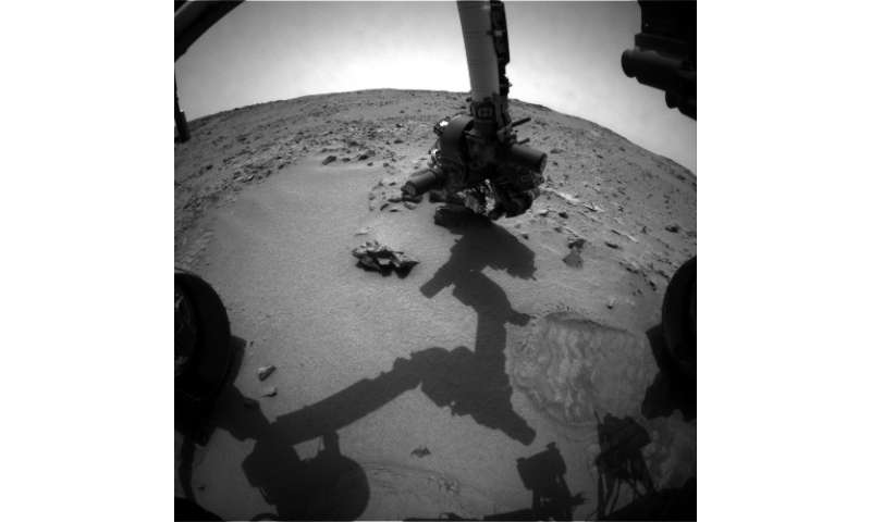 Has Curiosity made an 'Earth-shaking' discovery?