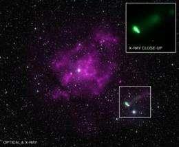 Has the speediest pulsar been found?